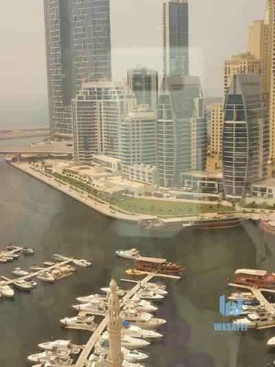 فلیٹ 1 غرفة نوم للبيع في دبي مارينا، دبي - 1 bedroom in Dubai Marina ready to move in!
