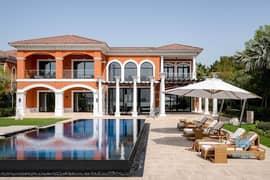 Luxurious Dream villa in Palm Jumeirah