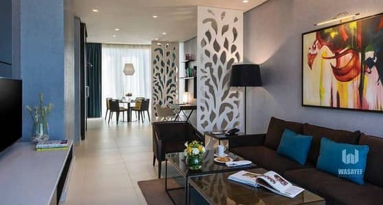 1 Bedroom Hotel Apartment for Sale in Business Bay, Dubai - Luxury Hotel 1bhk with  High ROI 8% for 3yrs!  20 % dp  | 3yrs post handover.