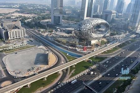 بنتهاوس 4 غرف نوم للايجار في شارع الشيخ زايد، دبي - AMASING FULL FLOOR 4BHK WITH AMAIDS ROOM ON SHEIKH ZAYED ROAD!