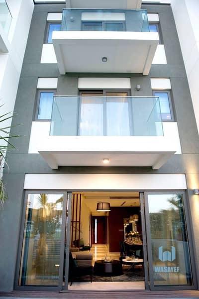 تاون هاوس 4 غرف نوم للبيع في مدينة محمد بن راشد، دبي - A luxurious living The Only 3 Floor Luxury Town house!