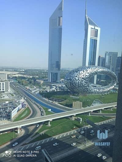 فلیٹ 2 غرفة نوم للايجار في شارع الشيخ زايد، دبي - LUXURY 2BHK +1 MONTH FREE + NO COMMISION CLOSE TO EMIRATES TOWERS METRO