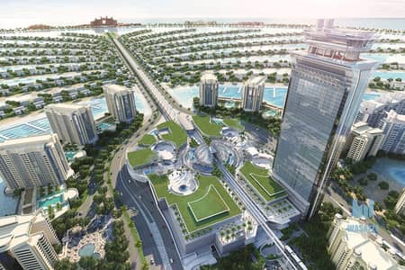 1 Bedroom Apartment for Sale in Palm Jumeirah, Dubai - The best 1 bedroom flat  of Palm Jumeirah!!