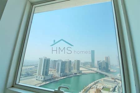 فلیٹ 2 غرفة نوم للايجار في الخليج التجاري، دبي - 1 Month Free   2BD   4 Cheques   Low Floor