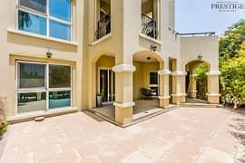 فیلا في مساكن قرطبة مدينة دبي للإعلام 2 غرف 115000 درهم - 5163634