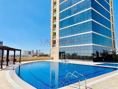 Studio for Rent in Jumeirah Village Circle (JVC), Dubai - Full Golf Course View   Studio   Luxury Tower   Largest Swimming Pool In JVC