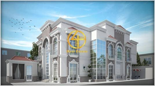 5 Bedroom Villa for Sale in Shakhbout City (Khalifa City B), Abu Dhabi - Brand New Luxurious Incredible  Elegant Design