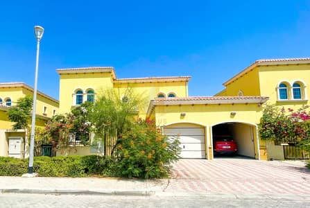 4 Bedroom Villa for Rent in Jumeirah Park, Dubai - Exclusive | Fully Furnished | Available In Mid July