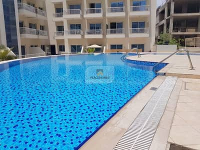 شقة 2 غرفة نوم للايجار في قرية جميرا الدائرية، دبي - شقة في نايتس بريدج كورت قرية جميرا الدائرية 2 غرف 46000 درهم - 5151808
