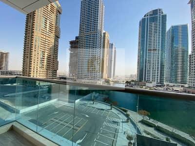 1 Bedroom Flat for Rent in Jumeirah Lake Towers (JLT), Dubai - JLT | MBL RESIDENCE CLUSTER K | 1BR FOR RENT FULL LAKE VIEW