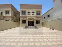 VILLA FOR RENT 5 BEDROOM HALL IN AL RAWDA 3 AJMAN 85,000/- AED YEARLY,