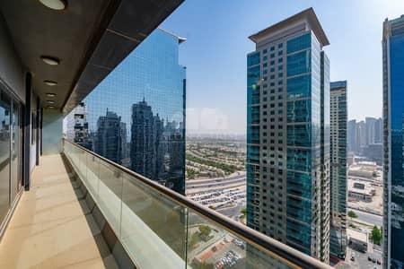 شقة 3 غرف نوم للايجار في أبراج بحيرات الجميرا، دبي - Refurbished   Massive Apartment   Lake Views