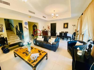 4 Bedroom Villa for Sale in Arabian Ranches, Dubai - Upgraded 4 Bedroom Plus Maids Close to Pool