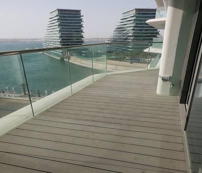 3 Bedroom Flat for Sale in Al Raha Beach, Abu Dhabi - Snap Up! 3 Plus Maids / Full Sea View/ Corner Unit