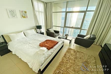 شقة 1 غرفة نوم للايجار في مركز دبي المالي العالمي، دبي - One Bedroom | Furnished | Pool & Gym