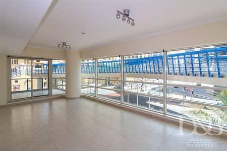 فلیٹ 2 غرفة نوم للايجار في دبي مارينا، دبي - Very Spacious Layout   Balcony   Chiller Free
