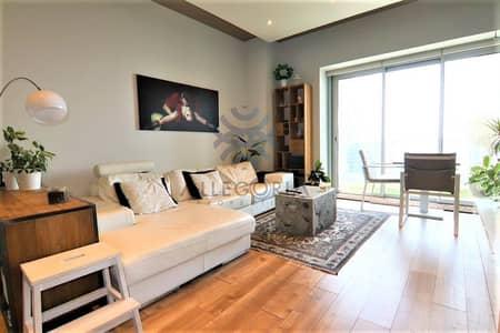 فلیٹ 1 غرفة نوم للايجار في دبي مارينا، دبي - Amazingly Upgraded 1 Bedroom on High Floor