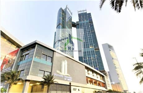 1 Bedroom Apartment for Rent in Corniche Area, Abu Dhabi - 1 Bedroom Apartment For Rent in Nation Towers
