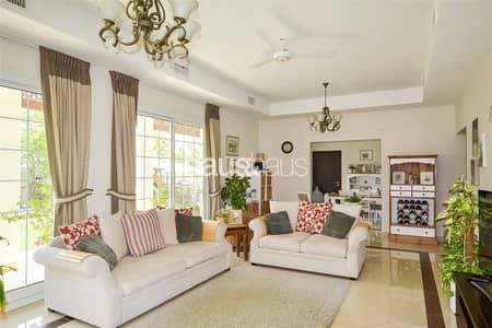 فیلا 5 غرف نوم للايجار في مدن، دبي - Largest Type   Available July   Well Maintained