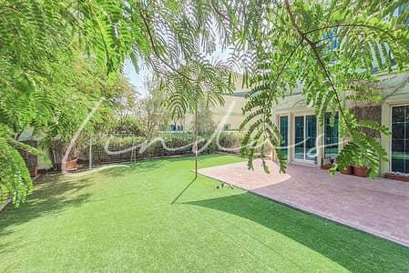 فیلا 5 غرف نوم للايجار في مثلث قرية الجميرا (JVT)، دبي - Rare | Spacious 5 Bedroom | Extended Villa | D9