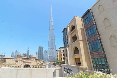 3 Bedroom Apartment for Sale in Old Town, Dubai - Full BK View | 3 Bed + Terrace | Upgraded