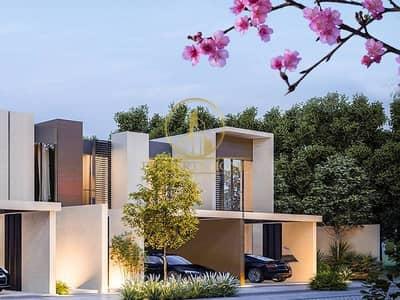 3 Bedroom Townhouse for Sale in Dubailand, Dubai - Re Sale | Corner Unit | Single Row