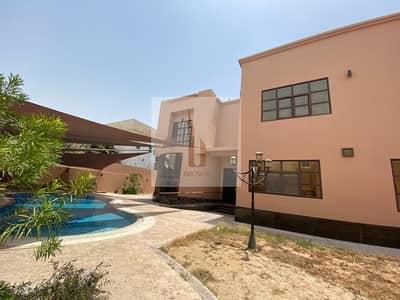 5 Bedroom Villa for Rent in Al Barsha, Dubai - VACATING IN 2 MONTH 5BR+M PRIVATE POOL+GARDEN