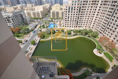 2 Bedroom Apartment for Rent in The Views, Dubai - Canal View - Two Bedroom Hall  Apartment  For Rent in  The Views