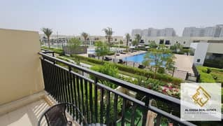 Pool view  Upgraded 3 Bedroom     Excellent Location