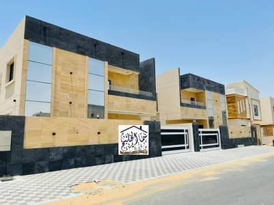 4 Bedroom Villa for Sale in Al Yasmeen, Ajman - Villa for sale in Europe, with personal finishing
