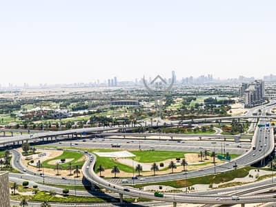 شقة 1 غرفة نوم للايجار في دبي مارينا، دبي - Exceptional Golf Course View | Step to Marina walk | Move in now