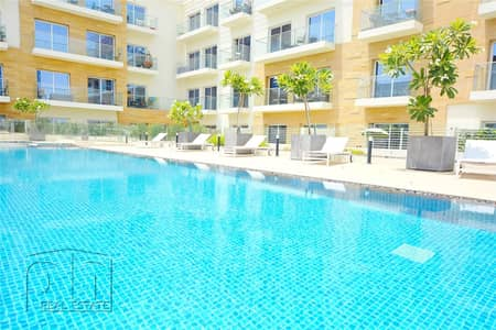 2 Bedroom Apartment for Rent in Jumeirah Village Circle (JVC), Dubai - Modern Kitchen | Big Balcony | Spacious