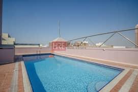 شقة في محيصنة بلازا محيصنة 4 محيصنة 2 غرف 44999 درهم - 5139547