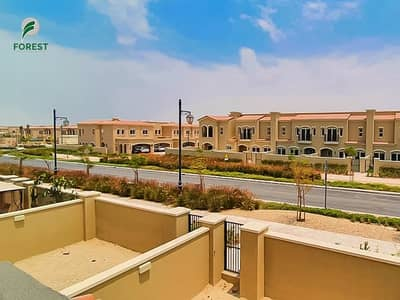 2 Bedroom Townhouse for Sale in Serena, Dubai - 2 Beds + Maid's   Single Row   Close to Pool