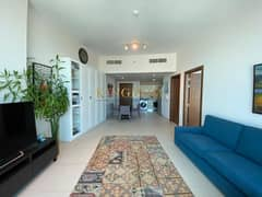 For Rent | 1Bedroom | Sea View | Furnished | AlSufouh