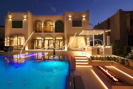 فیلا 5 غرف نوم للبيع في المدينة المستدامة، دبي - One of a Kind Resort| Modified Masterview