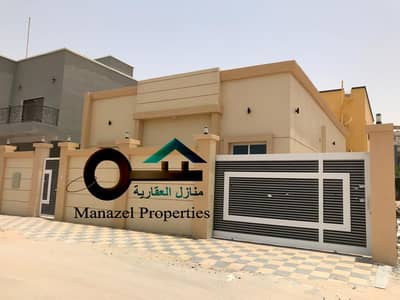 3 Bedroom Villa for Sale in Al Yasmeen, Ajman - Villa for sale in Al Yassimoun area, ground floor in Ajman. The villa is very close to services and close to the mosque.