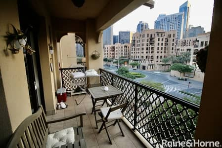 2 Bedroom Apartment for Rent in Old Town, Dubai - Spacious Layout   Beautiful Community   Old Town