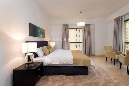 فلیٹ 3 غرف نوم للبيع في جميرا بيتش ريزيدنس، دبي - Fully Furnished |Well Maintained |Bright
