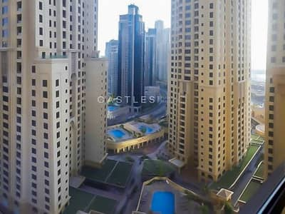 2 Bedroom Apartment for Sale in Jumeirah Beach Residence (JBR), Dubai - Large Layout |Well Maintained |Bright