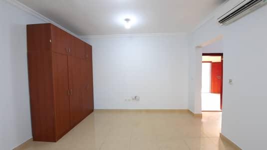 Studio for Rent in Mohammed Bin Zayed City, Abu Dhabi - Big Studio G Floor Walking Distance Shabia Park At MBZ City
