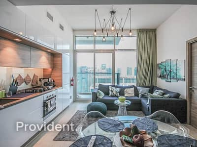 2 Bedroom Flat for Rent in Dubai Marina, Dubai - Full Marina View   Fully Furnished   High Floor
