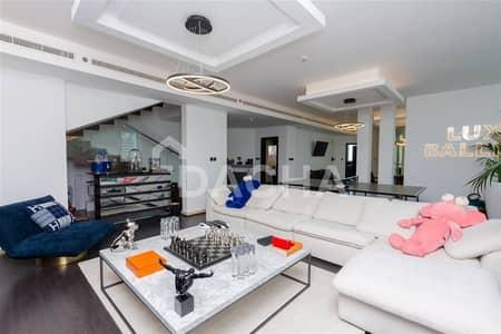 بنتهاوس 3 غرف نوم للبيع في دبي مارينا، دبي - Incredible / PENTHOUSE / Sea & Palm Views