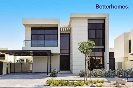 5 Bedroom Villa for Rent in DAMAC Hills (Akoya by DAMAC), Dubai - Pool Facing | Landscaped Villa | V3 | Available September