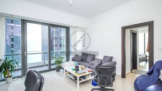 1 Bedroom Flat for Rent in Dubai Marina, Dubai - From 2 July - Furnished or Unfurnished 1 BR
