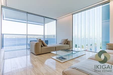 فلیٹ 2 غرفة نوم للبيع في نخلة جميرا، دبي - Understated Luxury I Fantastic Sea Views I Furnished