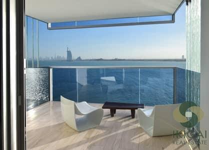 فلیٹ 3 غرف نوم للبيع في نخلة جميرا، دبي - Ultramodern I Panoramic Sea Views I Tranquil