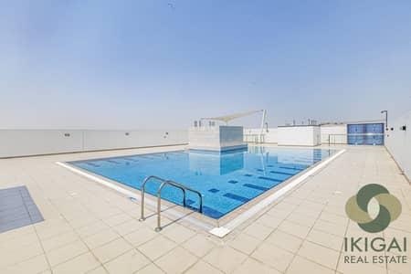 Studio for Rent in Dubai Investment Park (DIP), Dubai - Spacious Studio with patio I Next to DIP Metro Station