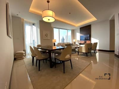 2BR | Sea view | High Floor | Fully Furnished