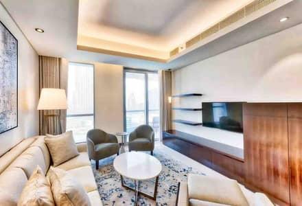 "1 Bedroom Hotel Apartment for Rent in Downtown Dubai, Dubai - ""High Floor | Hotel Apartment | Luxurious Finish """